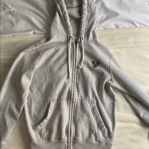 Light grey American Eagle Jacket